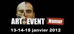 Art Event Namur 2012