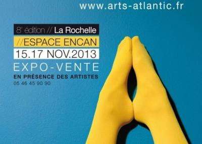 Arts Atlantic La Rochelle 2013