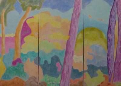 Salle du conseil I 250 x 100 cm