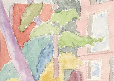 Watercolour (1) – Dimensions : 21 cm X 16 cm